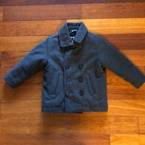 Gap 3T dress pea coat